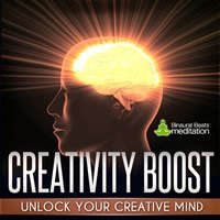 creativity brainwave entrainment