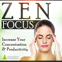 Zen focus binaural beats