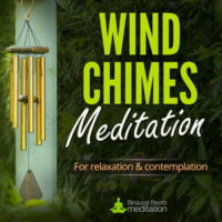 wind chimes meditation