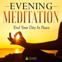 evening meditation music