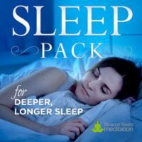 sleep meditation pack