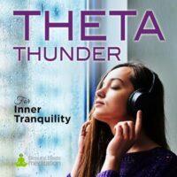 theta thunder meditation music